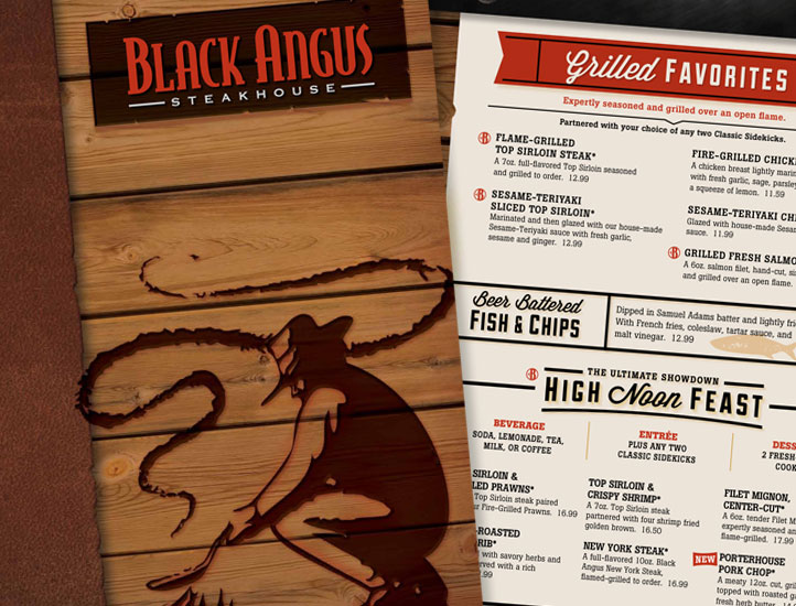Black Angus Restaurant